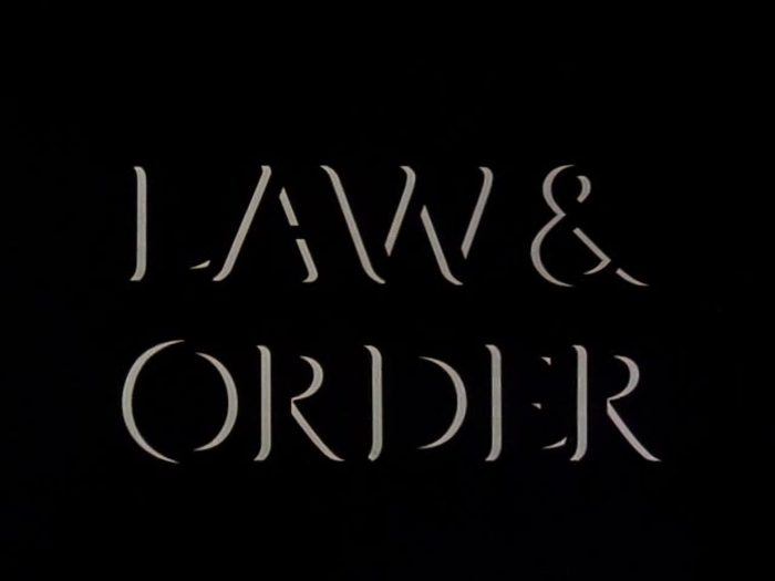 Image of Law %26 Order s01e01 shade