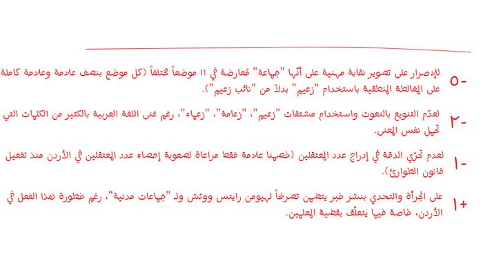 """خدمة تصحيح الأخبار من الحدود (""""news correction service""""), Alhudood 4"""