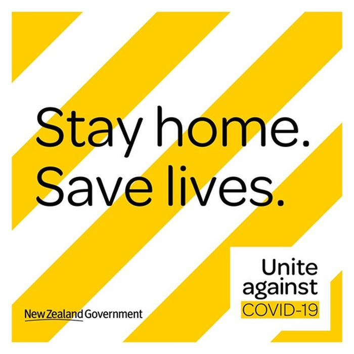 """Unite against COVID-19"" campaign, New Zealand Government 11"