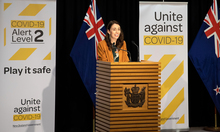 """Unite against COVID-19"" campaign, New Zealand Government"
