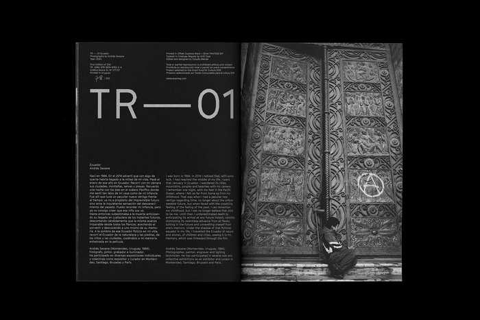 Tabla Rasa magazine, vol. 1 3