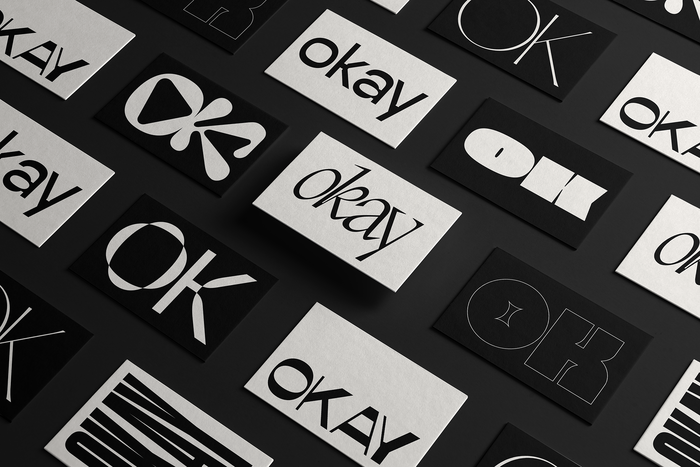 OK/Okay postcard series 2