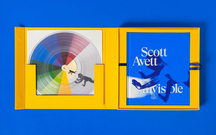 Scott Avett – Invisible 1