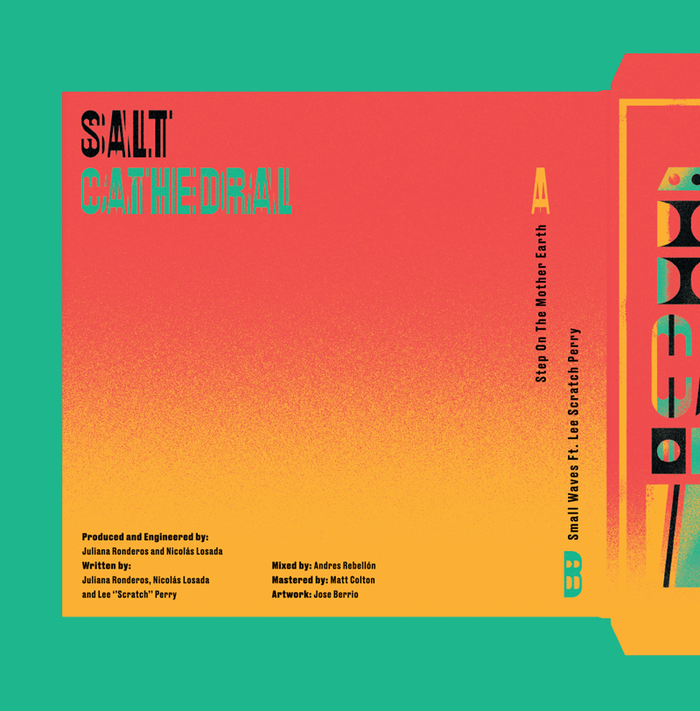"Salt Cathedral ft. Lee ""Scratch"" Perry album art 2"