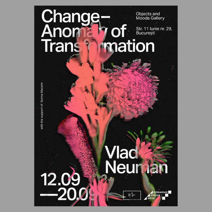 Change – Anomaly of Transformation exhibition posters 1