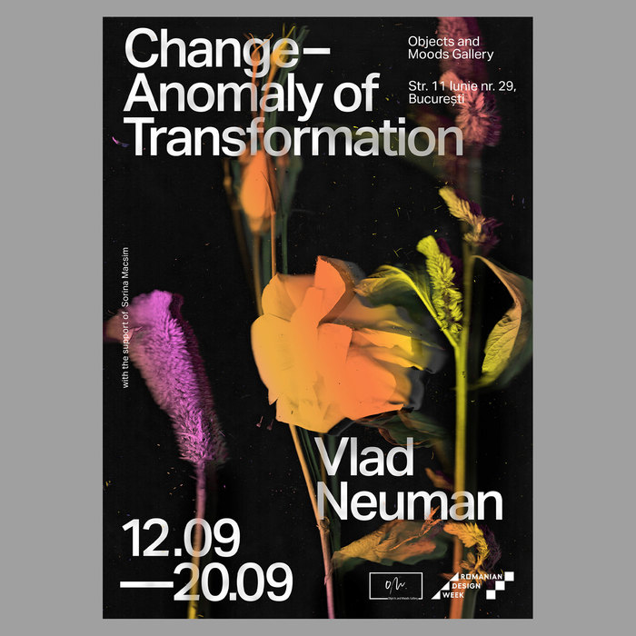 Change – Anomaly of Transformation exhibition posters 3