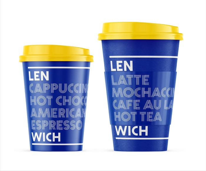 Lenwich visual identity 2