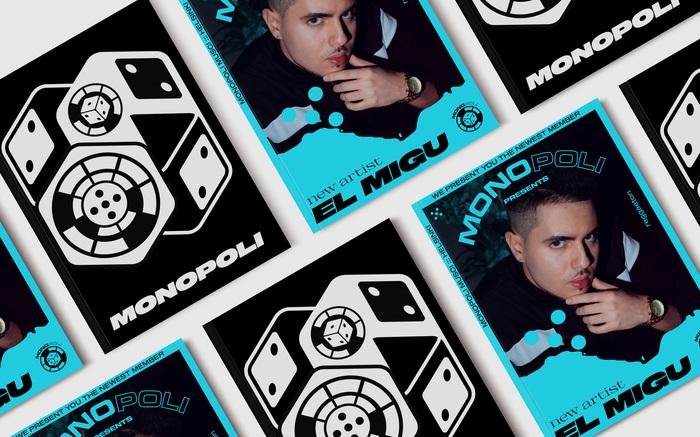 Monopoli Music record label 2
