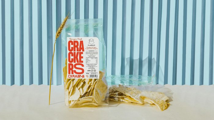 Crackers by Romagna Piada 1