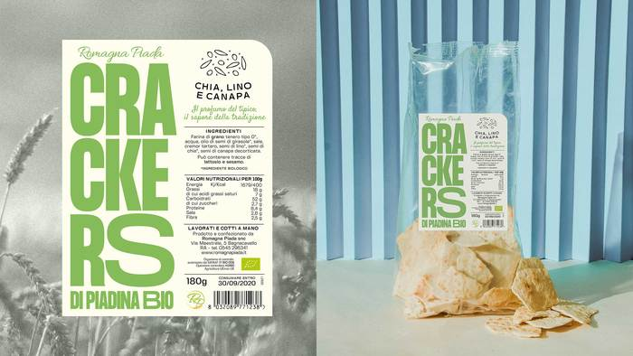 Crackers by Romagna Piada 7