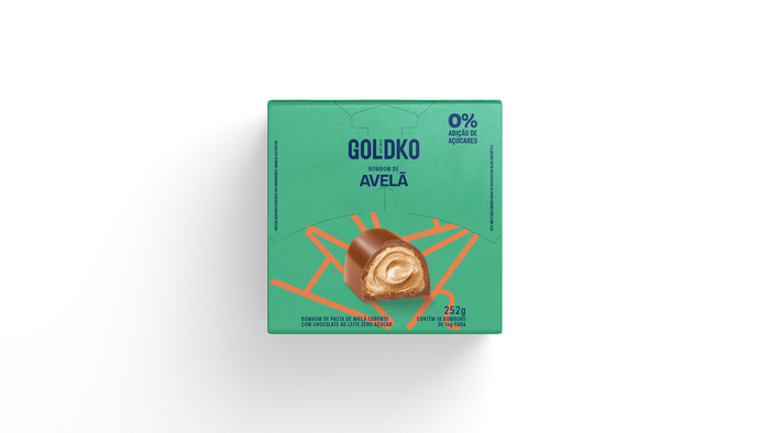 GoldKo chocolate 13
