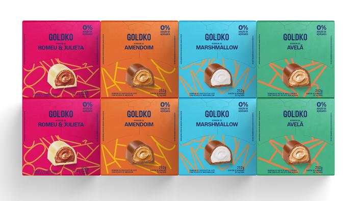 GoldKo chocolate 1
