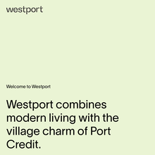 Westport website