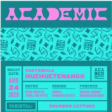 Academic Coffee identity