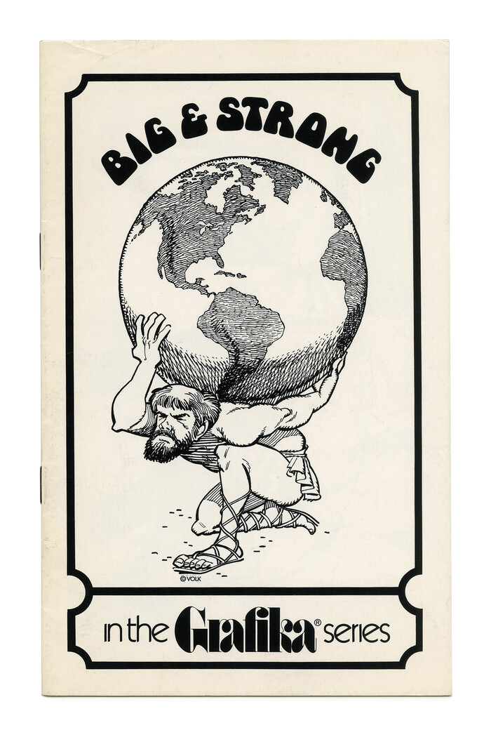 """""""Big & Strong"""" (No. G94) ft. Atlas and more , set on a curve."""
