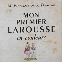 <cite>Mon premier Larousse en couleurs</cite> (1953)