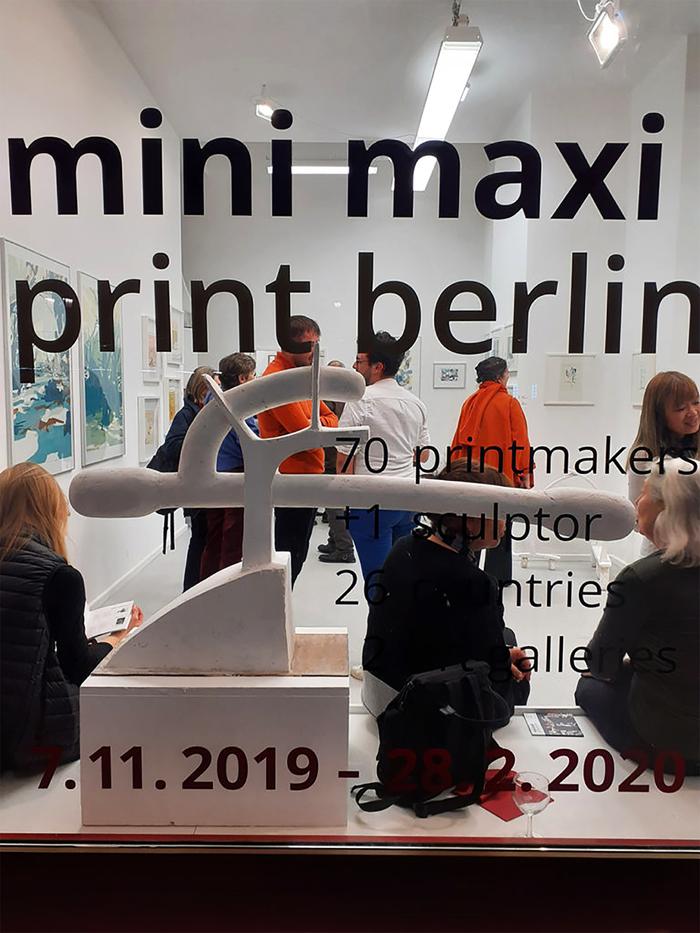 Mini Maxi Print exhibition 3