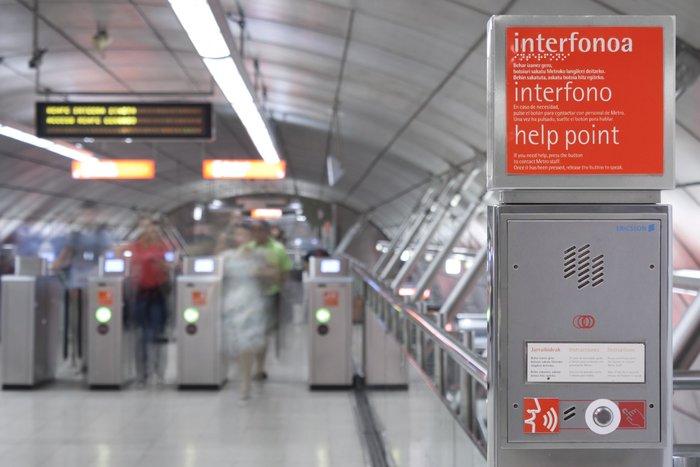 Intercom system, 2019.