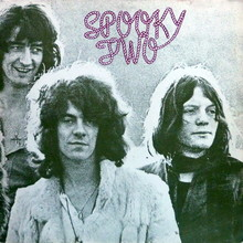 Spooky Tooth – <cite>Spooky Two</cite> album art