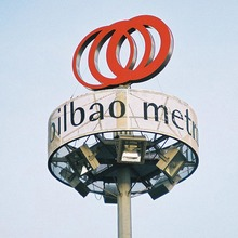 Metro Bilbao identity and signs (1988–)