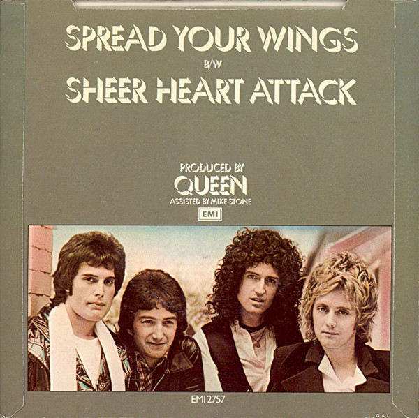 Queen – News of the World album art 9