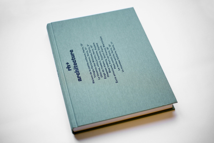 rh+ architecture monograph 2