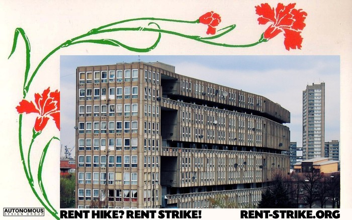 Housing rights poster series 8