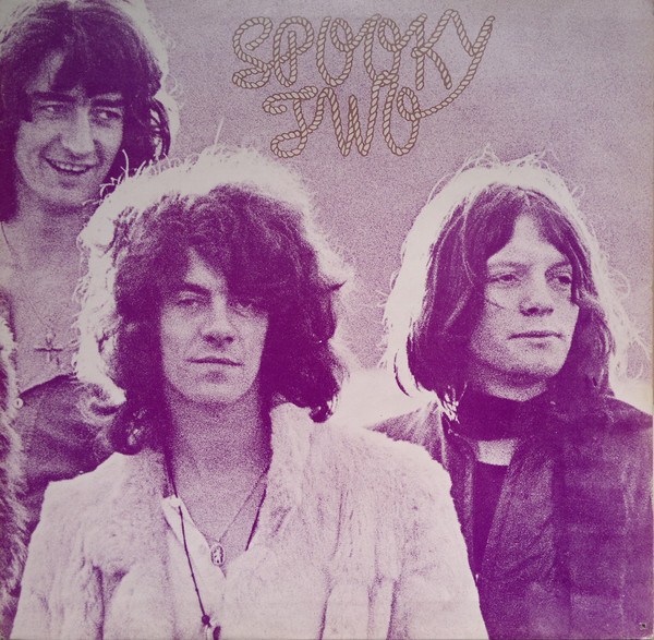 Spooky Tooth – Spooky Two album art 2
