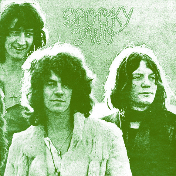 Spooky Tooth – Spooky Two album art 3