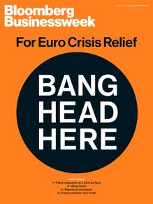 <cite>Bloomberg Businessweek</cite>, May 26 – June 3, 2012