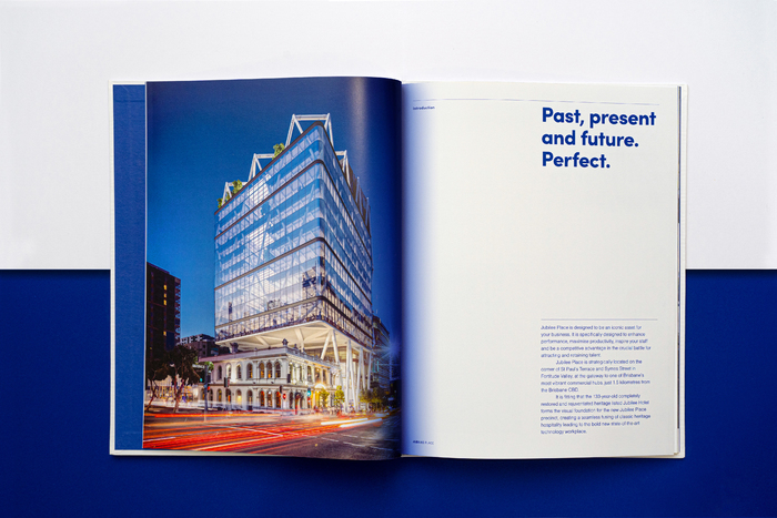Jubilee Place brochure and website 8