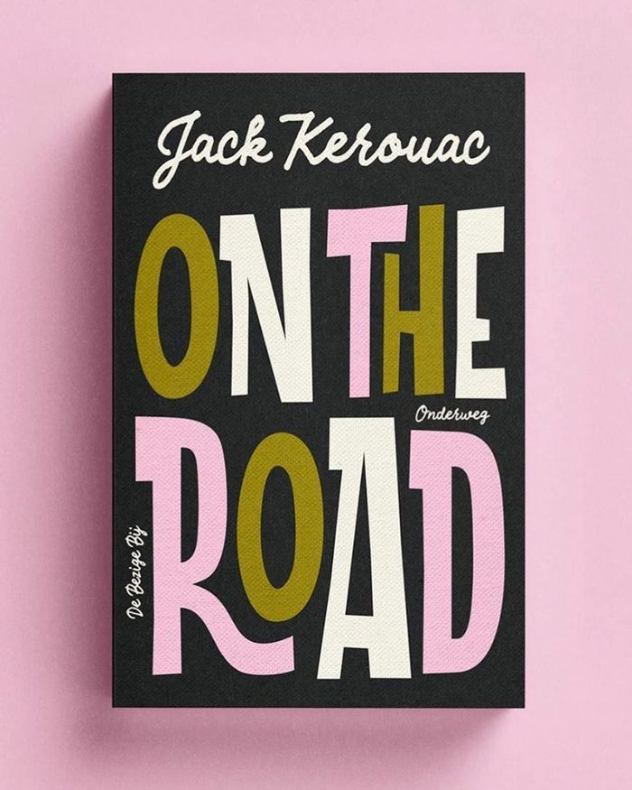 On the Road by Jack Kerouac (De Bezige Bij) 1