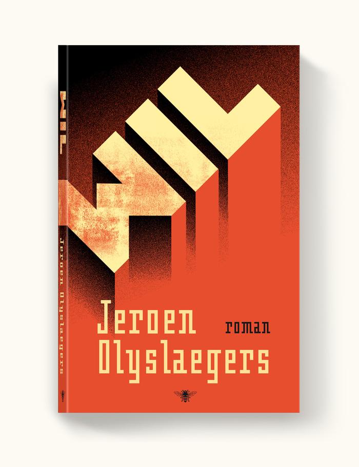 WIL by Jeroen Olyslaegers (De Bezige Bij) 1