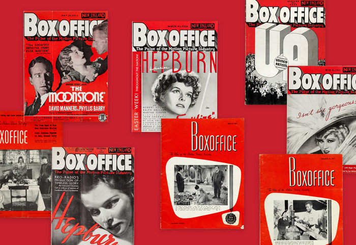 Boxoffice Pro magazine redesign 2