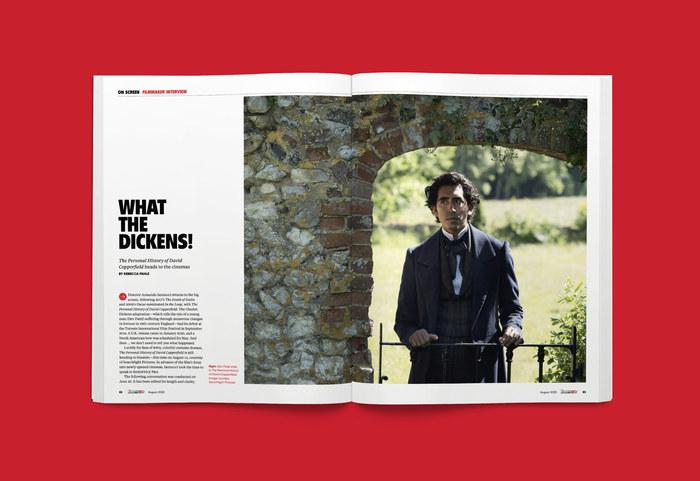 Boxoffice Pro magazine redesign 4