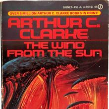 Arthur C. Clarke paperback series (Signet, 1981–1983)