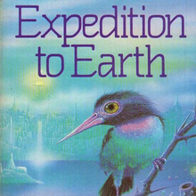 <cite>Expedition to Earth</cite> by Arthur C. Clarke (New English Library, 1987)