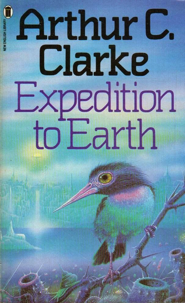 Expedition to Earth by Arthur C. Clarke (New English Library, 1987) 1
