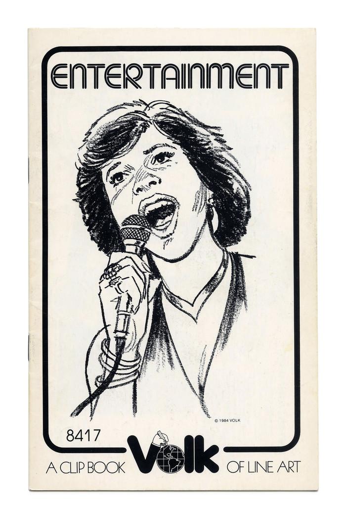 """""""Entertainment"""" (No. 8417) ft.  (1970)."""