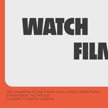 Watch Better Films website