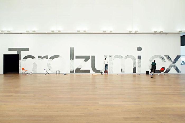 Taro Izumi. ex mural 2