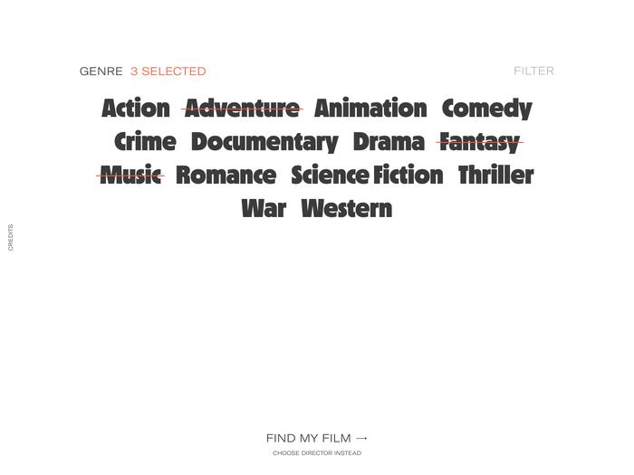 Watch Better Films website 2