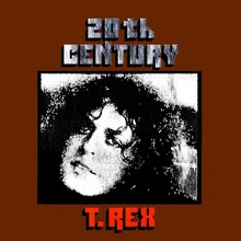 T. Rex – <cite>20th Century</cite> album art