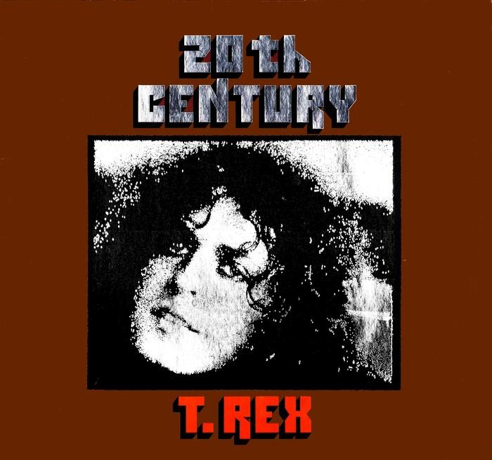 T. Rex – 20th Century album art