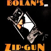 T. Rex – <cite>Bolan's Zip Gun</cite> album art