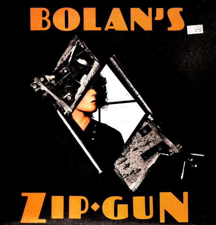 T. Rex – Bolan's Zip Gun album art
