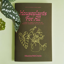 <cite>Houseplants for All</cite> by Maxine McCrann