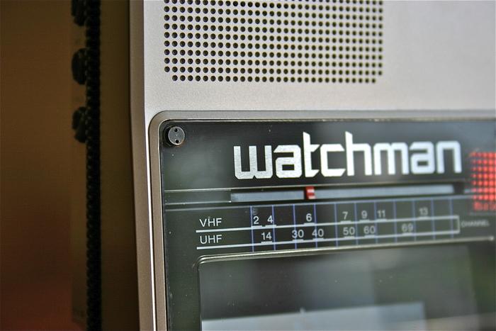 Sony Watchman FD-40A.