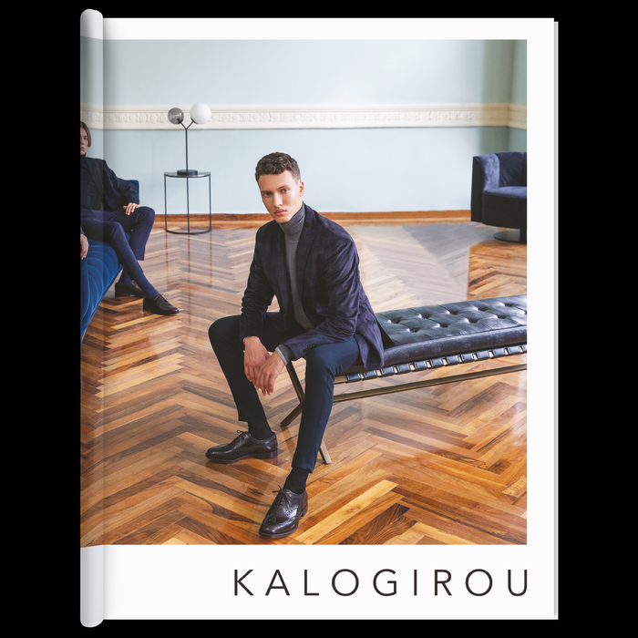 "Kalogirou Fall/Winter 2019 ads, ""L'Appartement"" 5"