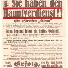 """""""Sie haben den Hauptverdienst!!"""" ad by <span>Edion-Eduard Müller</span>"""